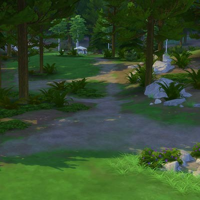 The Sims 4: Outdoor Retreat